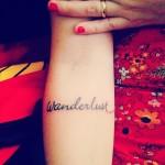 Tattoo nova: Wanderlust