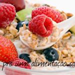 Limites pra uma alimentação saudável?