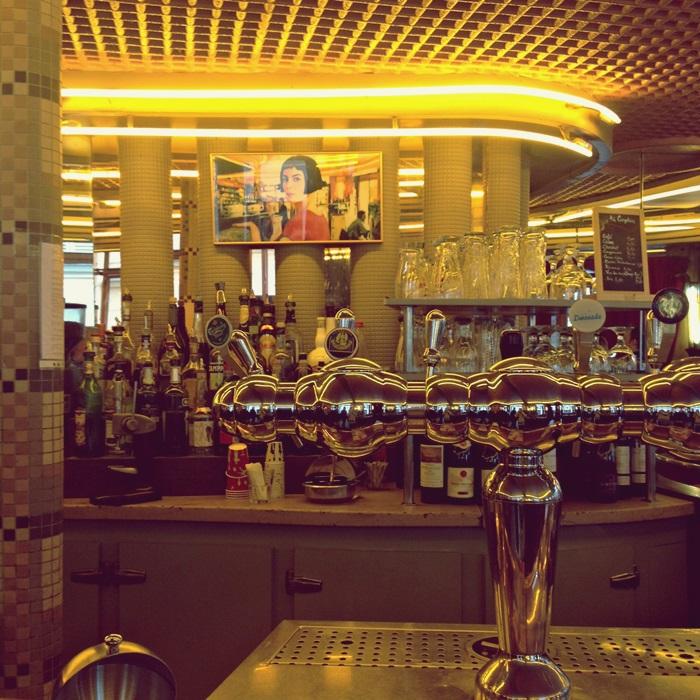 Le Deux Moulins - O café da Amélie Poulain
