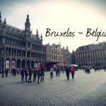Backpacker : Bruxelas – Bélgica
