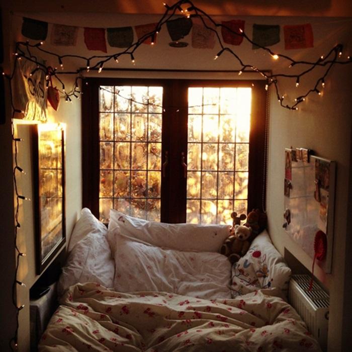 bedroom-fairy-lights-tumblr