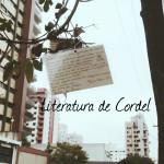 Literatura de Cordel no meu bairro