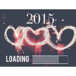 Layout novo para 2015 e gratidão com 2014