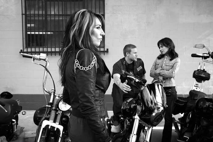 SONS OF ANARCHY: Katey Sagal. CR: James Minchin III / FOX