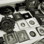 Feirinha de antiguidades do Bixiga